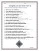 Correct Verb Form Grammar Worksheet