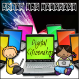 Digital Citizenship: Using the Internet ~ PowerPoint and Foldable