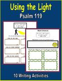 Using the Light (Psalm 119)