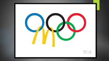 Using the Olympics in advertising Power Point
