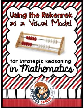 Using the Rekenrek as a Visual Model for Strategic Reasoni