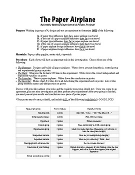 experimental paper example