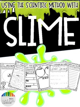 Using the Scientific Method with SLIME