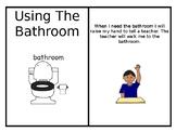 Using the bathroom social story