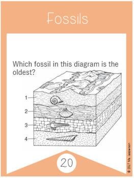 Utah 4th Grade Science Task Card Bundle