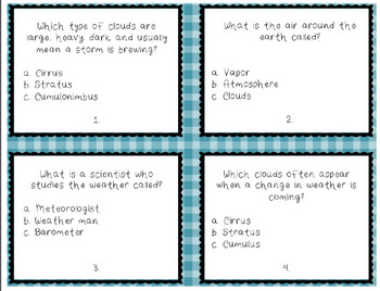 Utah 4th Grade Science Task Card Bundle! 9 SETS!!!!
