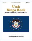 """Utah Bingo Book: A Complete Bingo Game in a """"Book"""""""