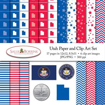 Utah Clip Art