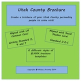 Utah County Brochure Template