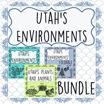 Utah Environment Bundle