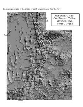 Utah Environments Assessment
