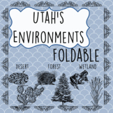 Foldable- Utah Environments
