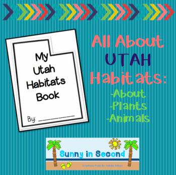 Utah Habitat Book