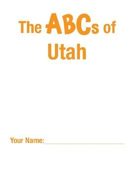 Utah Handwriting Printables - Cursive Edition