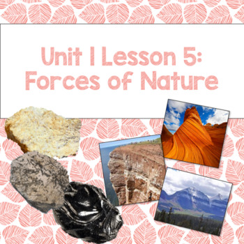 Utah History: Forces of Nature (Unit 1 Lesson 5)