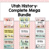 Utah History: Complete Mega Bundle