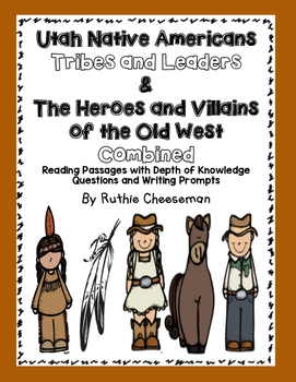 Utah History: Tribes, Leaders, Heroes and Villains