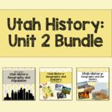 Utah History: Unit 2 Bundle