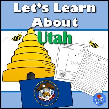 Utah History and Symbols Unit Study
