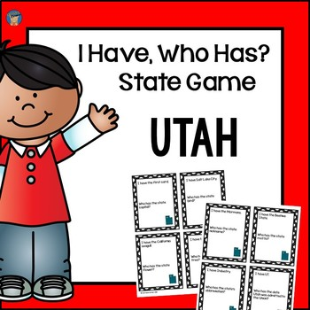 Utah I Have, Who Has Game