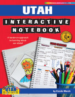Utah Interactive Notebook: A Hands-On Approach to Learning About Our State!