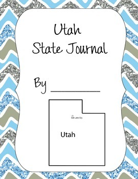 Utah Journal Set