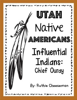Utah Native Americans: Chief Ouray