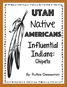 Utah Native Americans: Chipeta