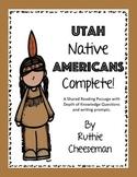 Utah Native Americans: Complete