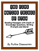 Utah Native Americans: The Five Native Tribes of Utah