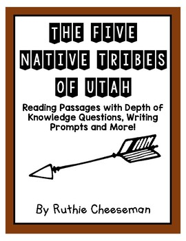 Utah Native Americans: The Five Native Tribes of Utah