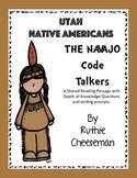 Utah Native Americans: The Navajo Code Talkers