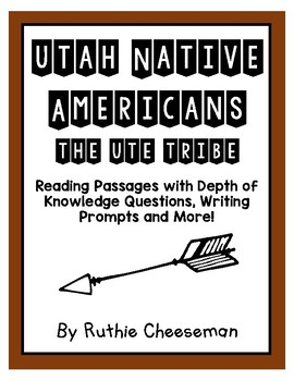 Utah Native Americans: The Ute Tribe