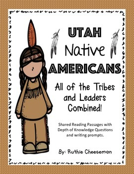 Utah Native Americans: Tribes and Leaders