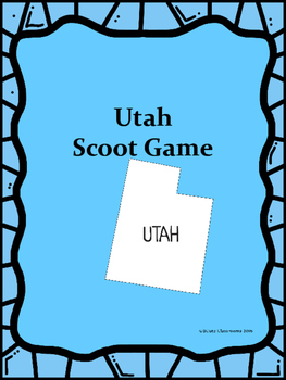 Utah Scoot Game