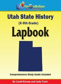 Utah State History Lapbook
