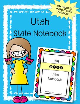 Utah State  Notebook. US History and Geography