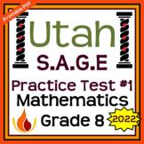 Utah State Standards for Mathematics Grade 8 (SAGE) Practi