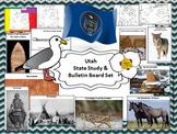 Utah State Study and Bulletin Board Set