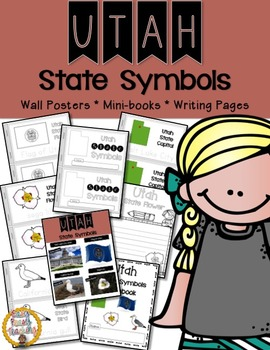 Utah State Symbols Notebook