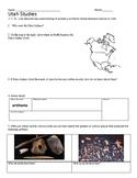 Utah Studies 1.1 A Handout/Graphic Organizer