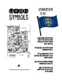 Utah Symbols Book