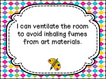 Utah Visual Arts I Can Statements for Grade 3