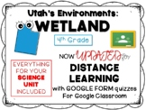 Utah Wetlands Environment Bundle (PPT, Journal, Readings)
