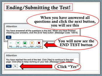 SAGE: Introduction to the Test PowerPoint with 2017 Updates!
