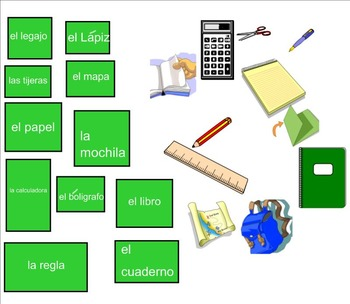 Utiles Escolares- Early Elementary