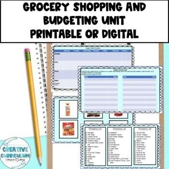 Utilizing A Shopping List