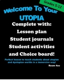 Utopia and Dystopia Classroom Activity