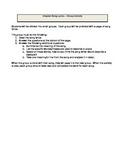 Utopian Song Lyrics - Group Assignment
