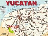 Uxmal--Mayan Ruins